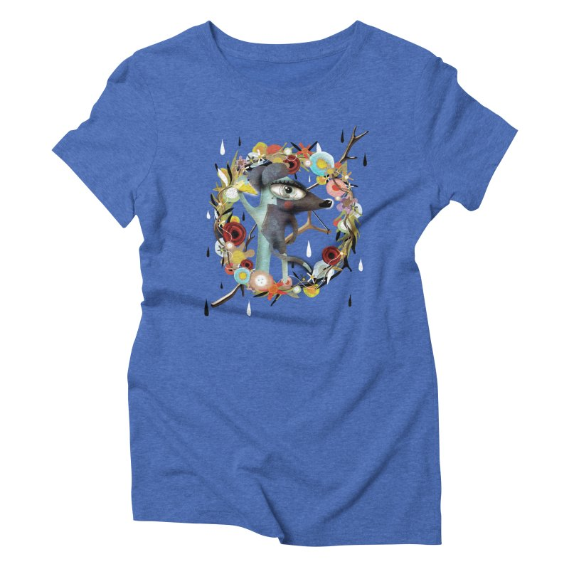 Every story has it's scars Women's Triblend T-Shirt by rupydetequila's Shop