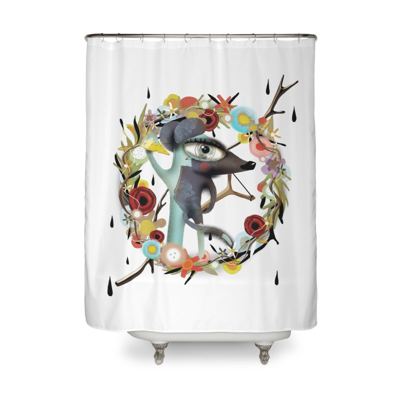 Every story has it's scars Home Shower Curtain by rupydetequila's Shop