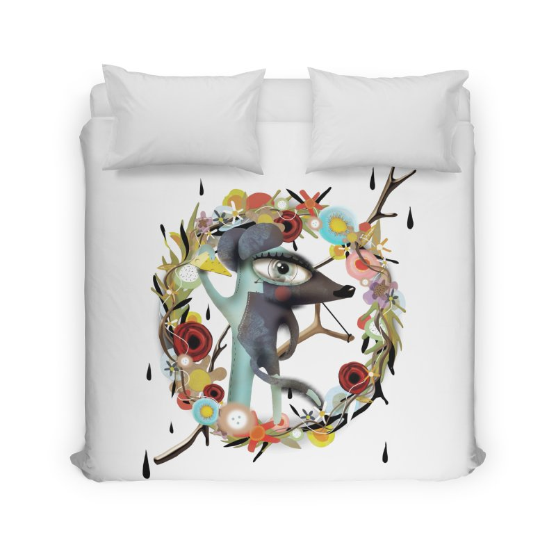 Every story has it's scars Home Duvet by rupydetequila's Shop