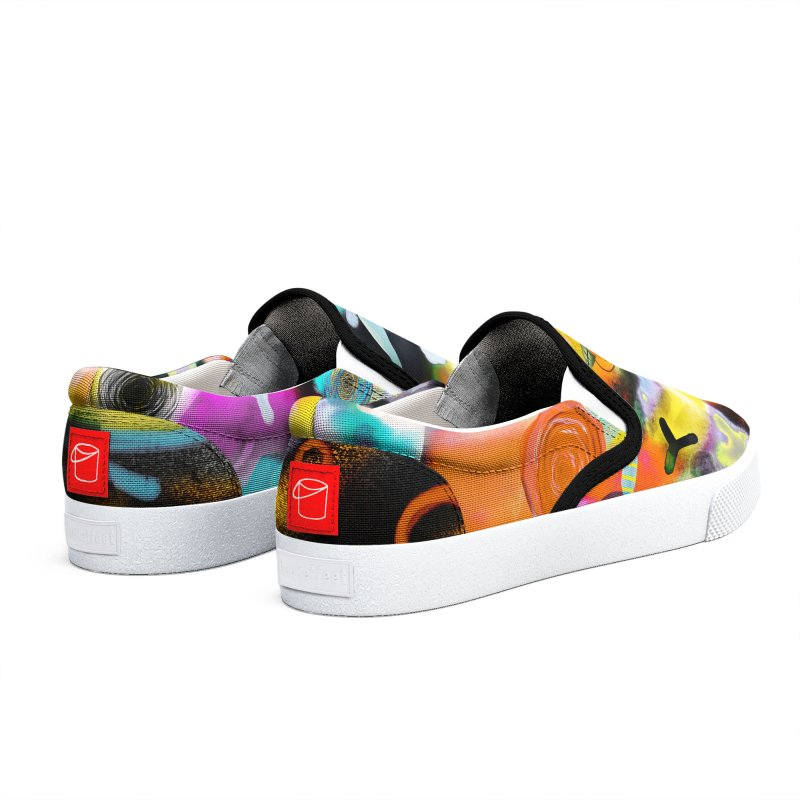 Abstract Ugly Rupydetequila Still Life Men's Shoes by rupydetequila's Shop