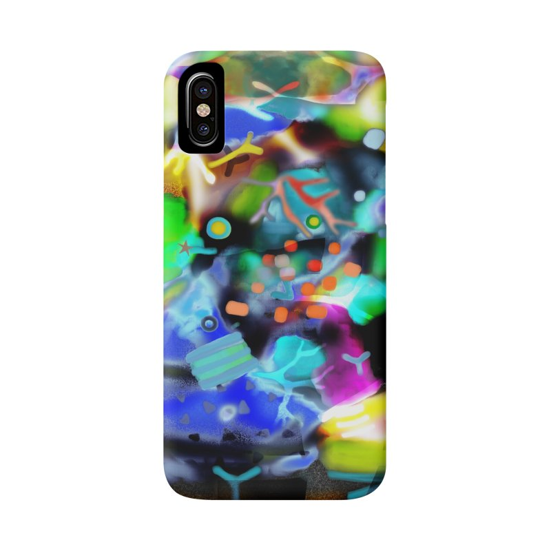 Abstract Ugly Rupydetequila Still Life Accessories Phone Case by rupydetequila's Shop