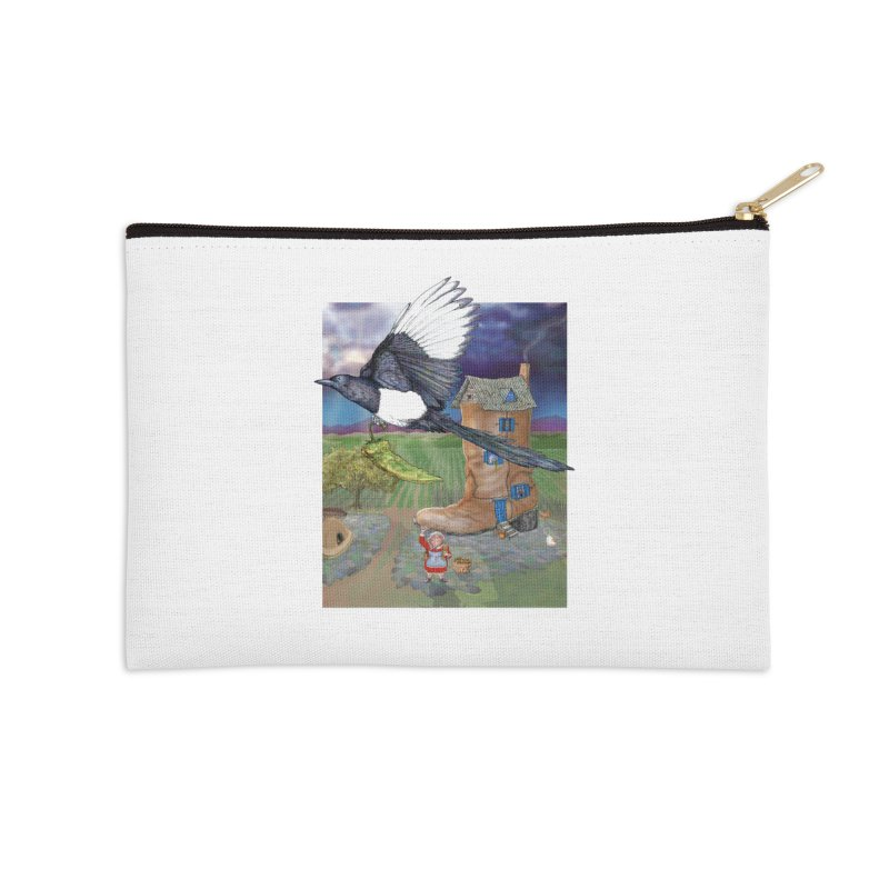 Chile Thief - Apparel Accessories Zip Pouch by russellthornton's Artist Shop