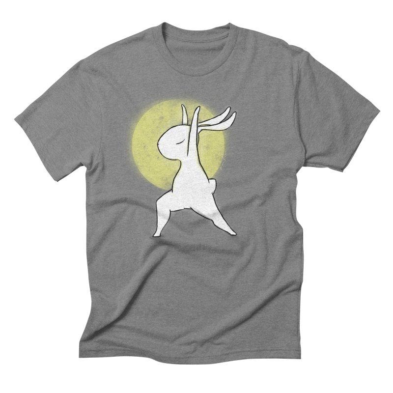 Bunny Shine Men's T-Shirt by Russodraw's Artist Shop