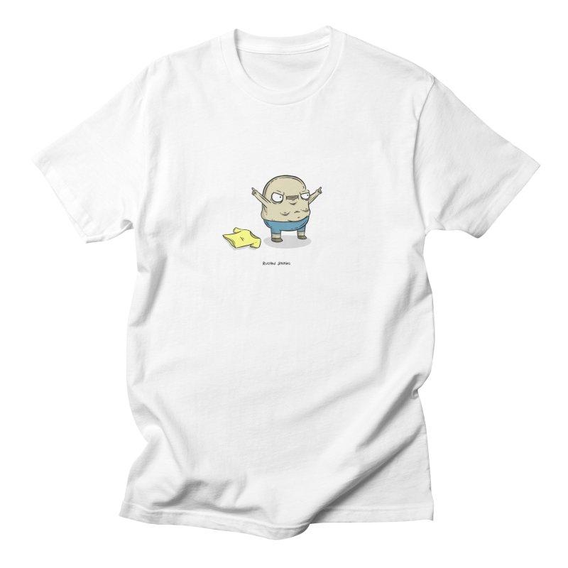 Irony Men's T-Shirt by Rustled Jimmies