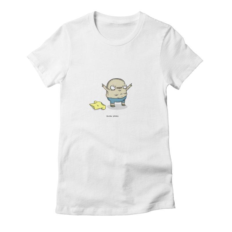Irony Women's T-Shirt by Rustled Jimmies