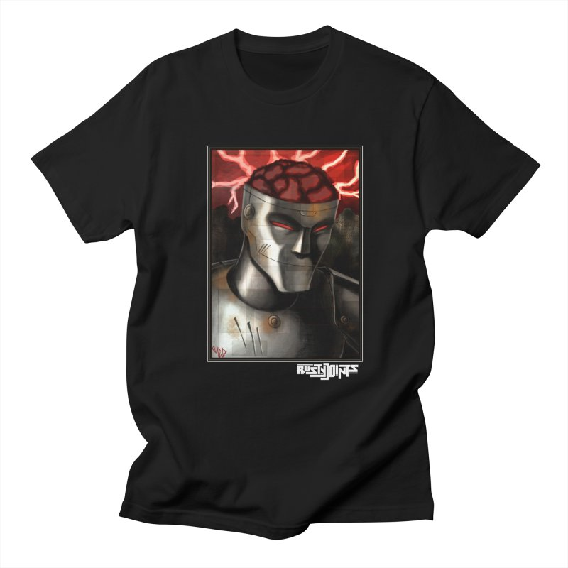 Rusty Joints - Chaos Portrait Tee by Red Rust Rum - Shop