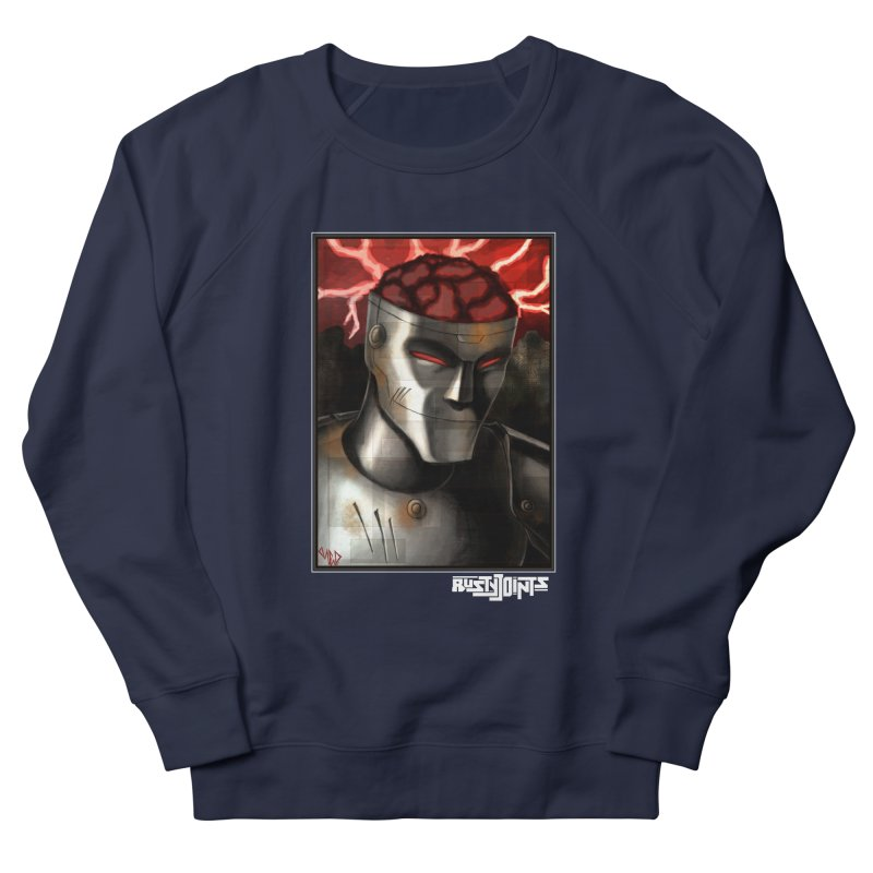 Rusty Joints - Chaos Portrait Tee Women's Sweatshirt by Red Rust Rum - Shop