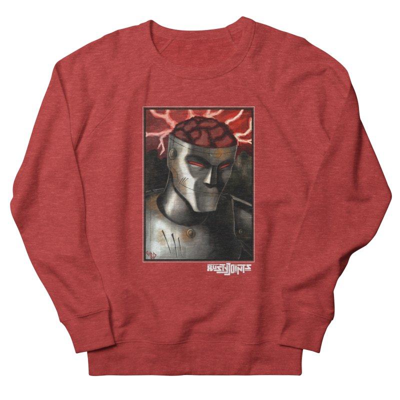 Rusty Joints - Chaos Portrait Tee Men's Sweatshirt by Red Rust Rum - Shop