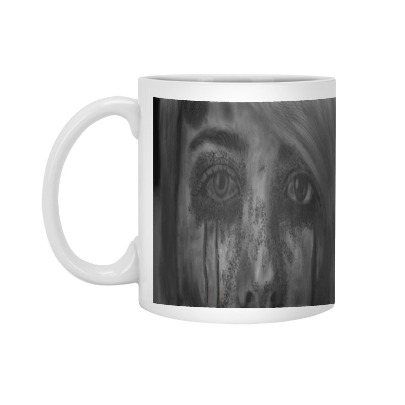 NO VIOLENCE Accessories Mug by rustyrottenjames's Artist Shop