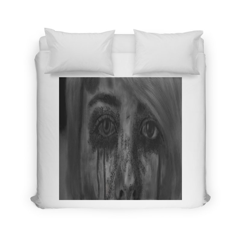 NO VIOLENCE Home Duvet by rustyrottenjames's Artist Shop