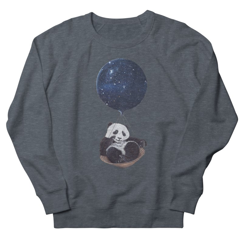 Panda Women's Sweatshirt by ruta13art's Artist Shop
