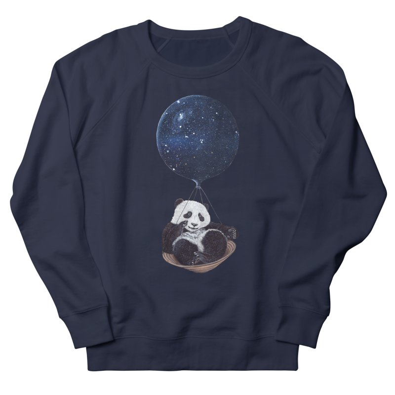 Panda Women's Sweatshirt by ruta13art's Artist Shop