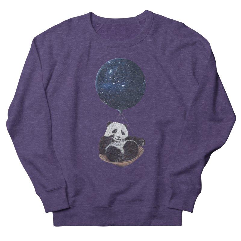 Panda Men's Sweatshirt by ruta13art's Artist Shop