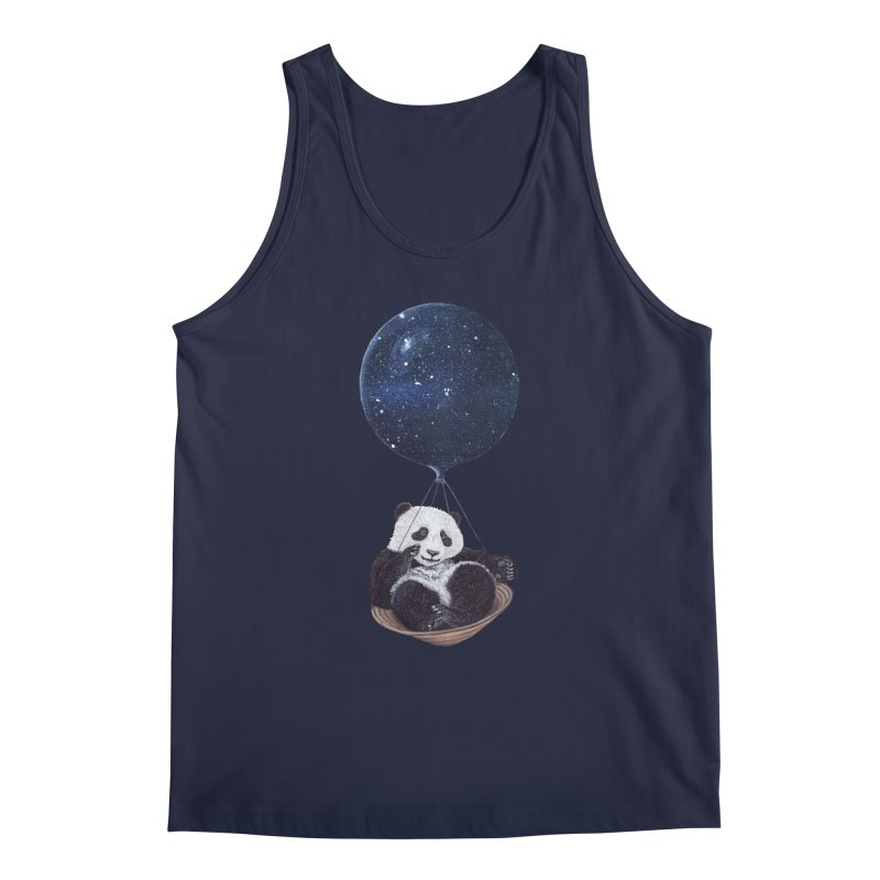 Panda Men's Tank by ruta13art's Artist Shop