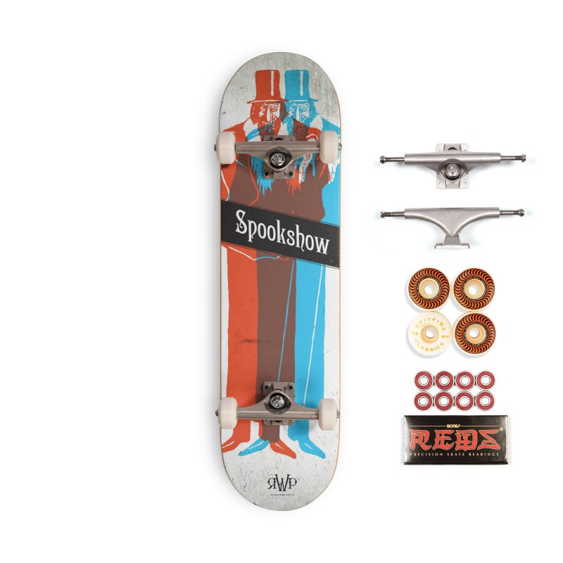 Spookshow Accessories Skateboard by Ran When Parked Supply Co.