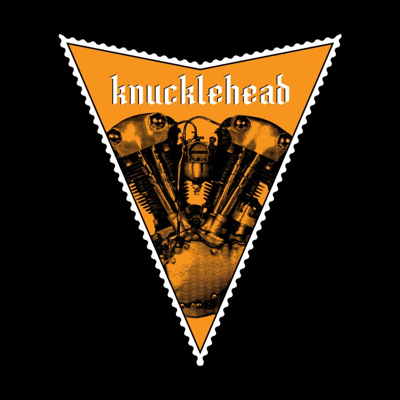 Knucklehead Men's T-Shirt by Ran When Parked Supply Co.