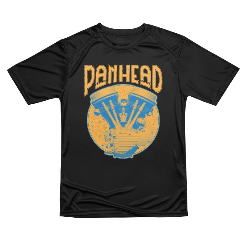Panhead Men's T-Shirt by Ran When Parked Supply Co.