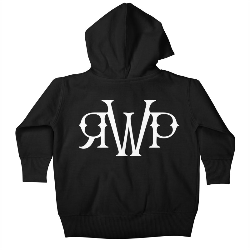 RWP Icon Kids Baby Zip-Up Hoody by Ran When Parked Supply Co.