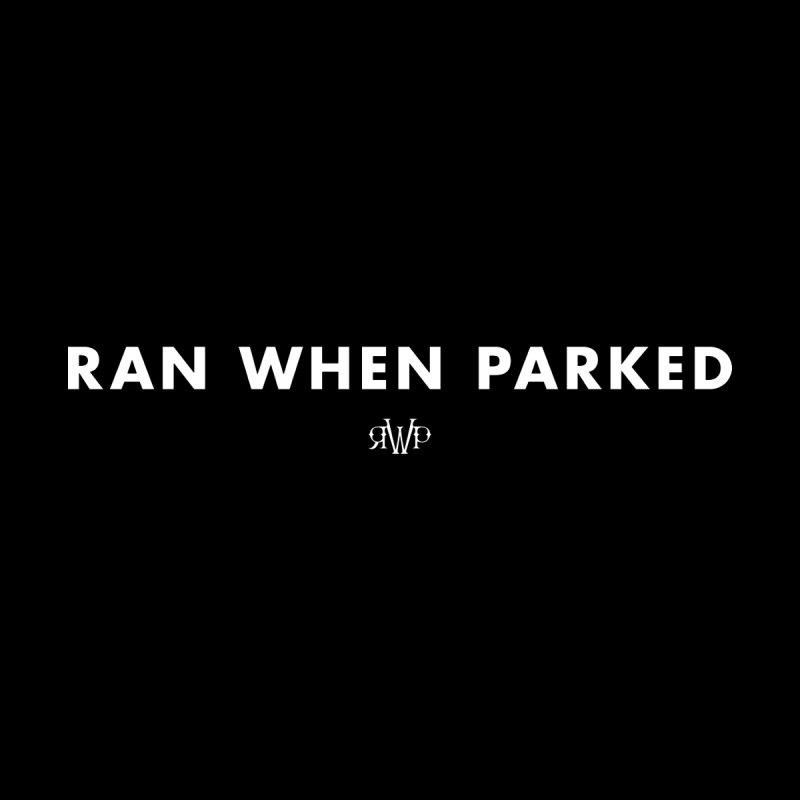 Ran When Parked (v2) Kids Longsleeve T-Shirt by Ran When Parked Supply Co.