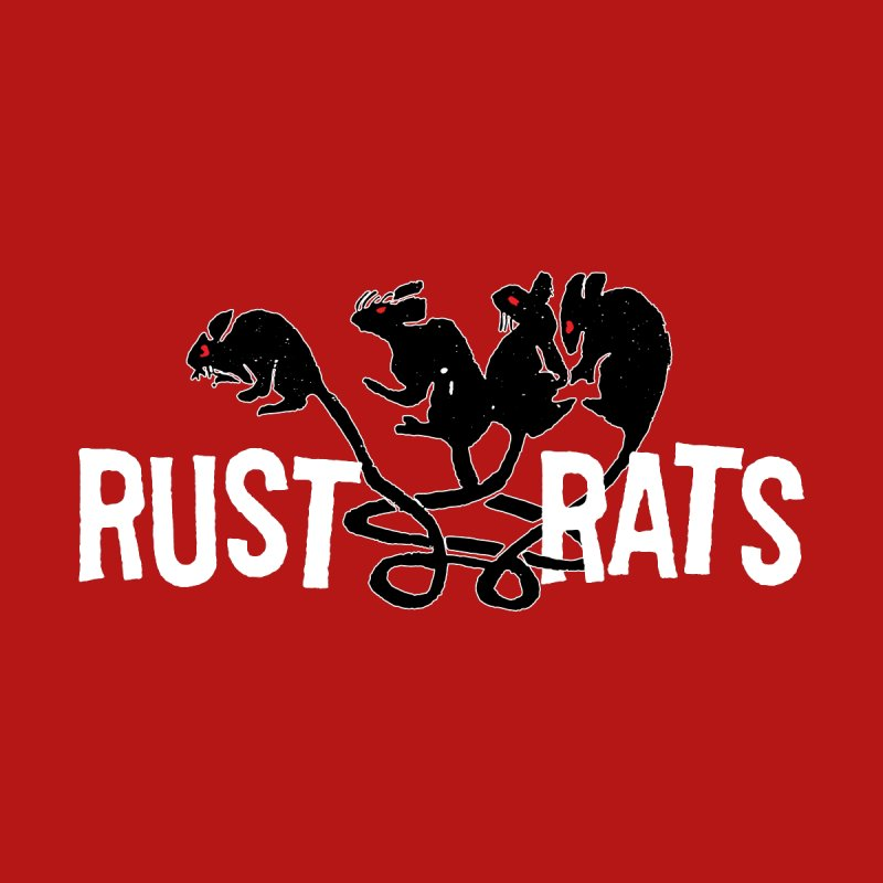 Rust Rats Kids T-Shirt by Ran When Parked Supply Co.