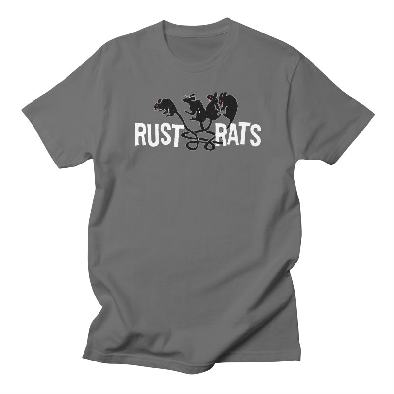 Rust Rats Men's T-Shirt by Ran When Parked Supply Co.