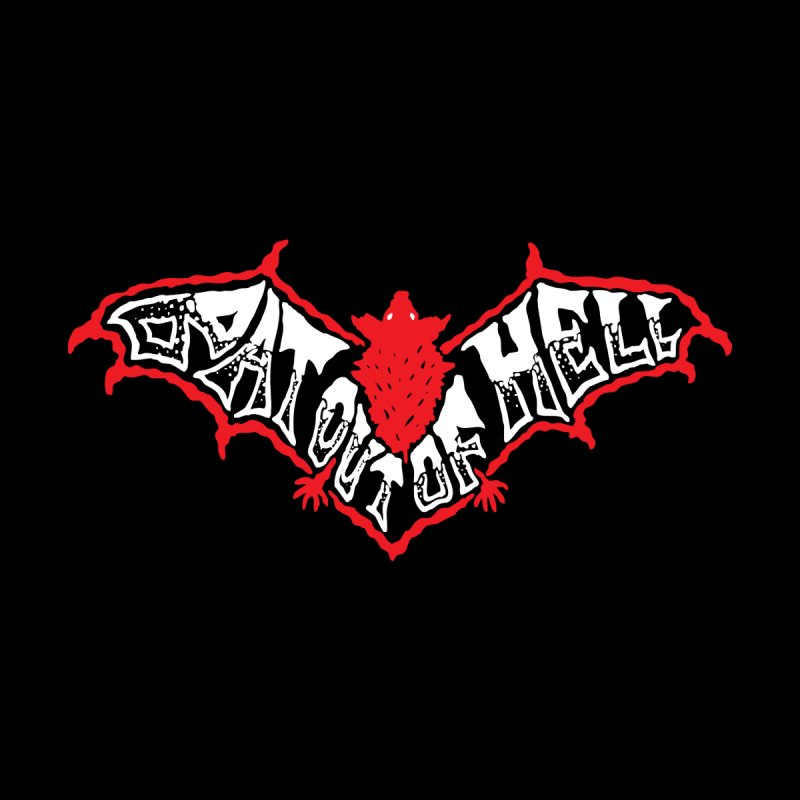 Bat Out Of Hell (v1) Women's Longsleeve T-Shirt by Ran When Parked Supply Co.