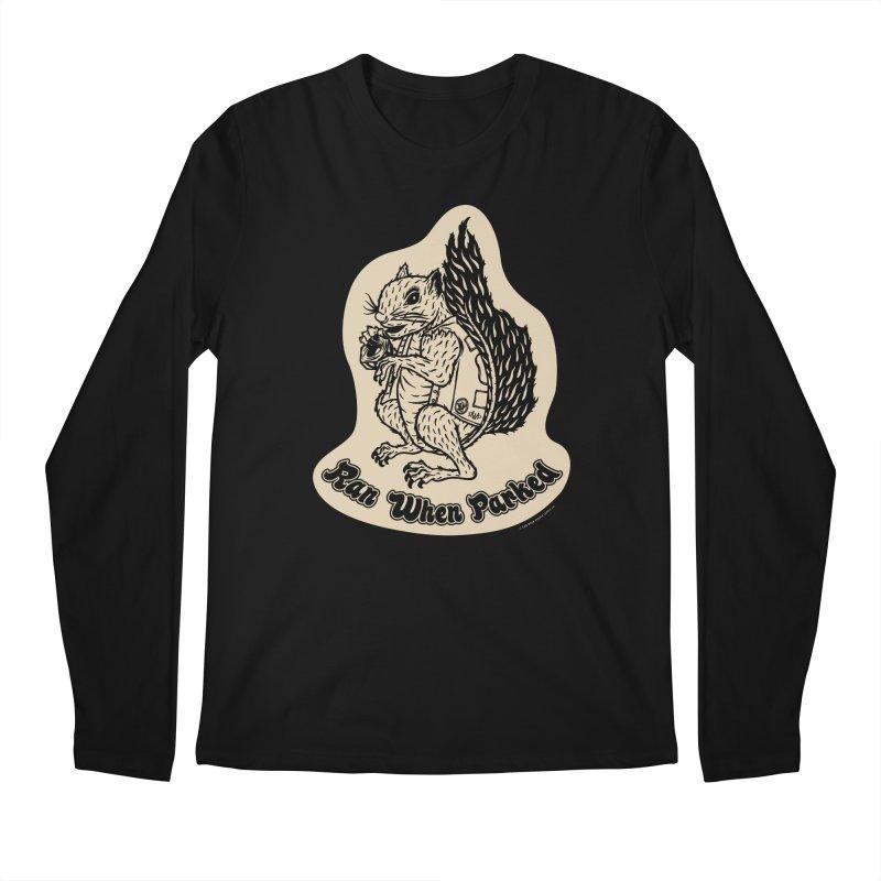 Hustlin' Harry Men's Longsleeve T-Shirt by Ran When Parked Supply Co.