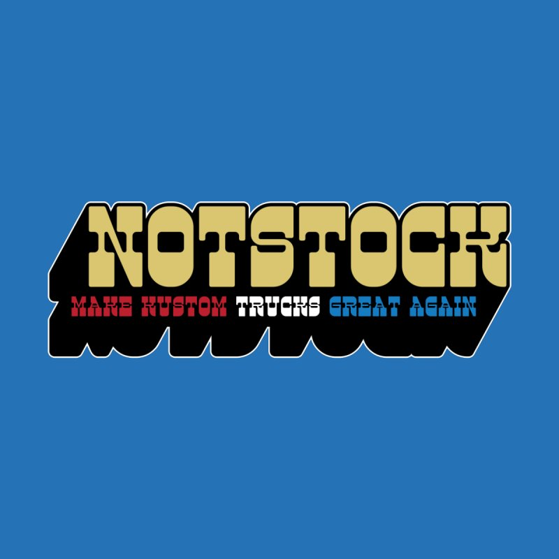 NOTSTOCK - Trucks Men's T-Shirt by Ran When Parked Supply Co.