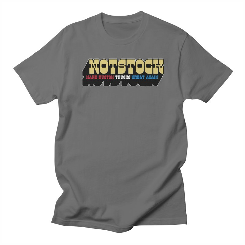 NOTSTOCK - Trucks Women's T-Shirt by Ran When Parked Supply Co.