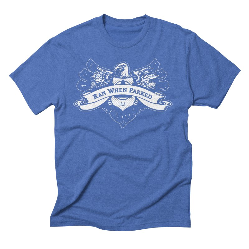 RWP Eagle Crest Men's T-Shirt by Ran When Parked Supply Co.
