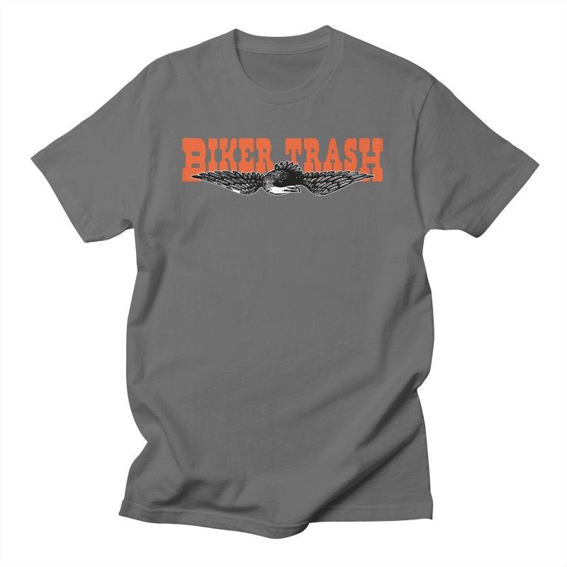 Biker Trash Men's T-Shirt by Ran When Parked Supply Co.