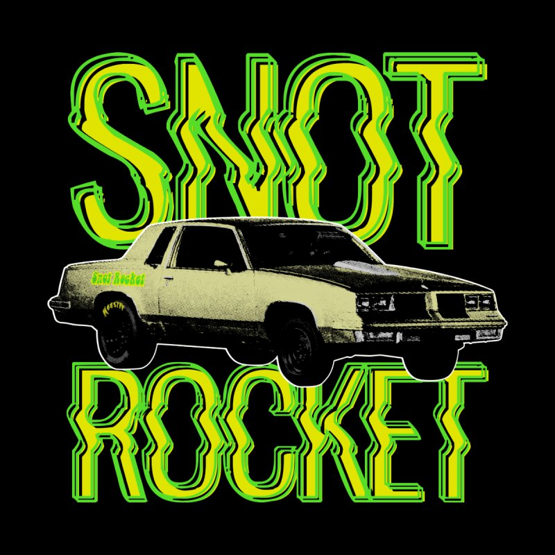 Snot Rocket Kids Baby T-Shirt by Ran When Parked Supply Co.