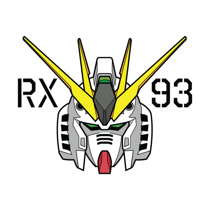 RX-93 by GundamUK's Store!
