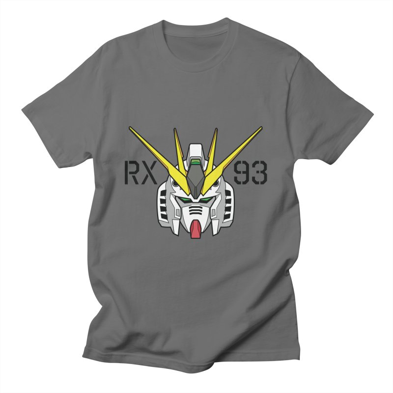 RX-93 Men's T-Shirt by GundamUK's Store!