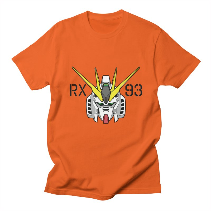 RX-93 Men's Regular T-Shirt by GundamUK's Store!