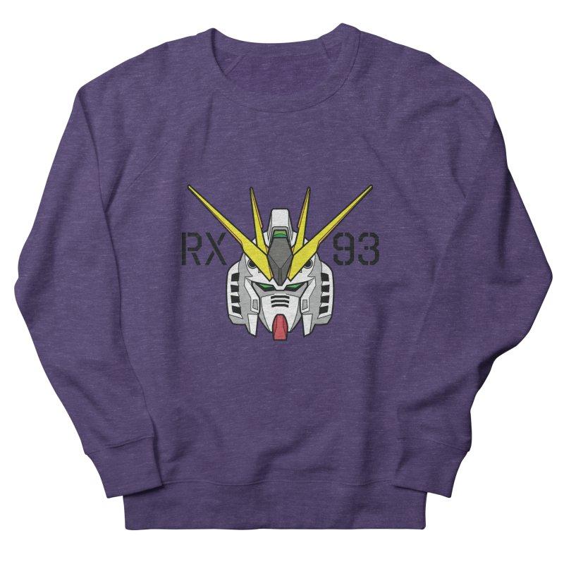 RX-93 Women's French Terry Sweatshirt by GundamUK's Store!