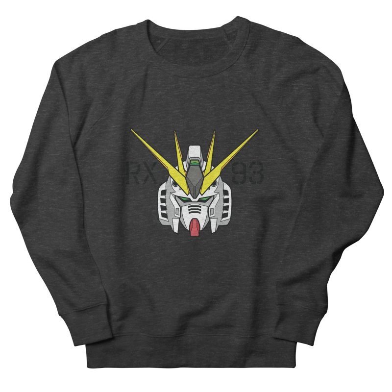 RX-93 Men's French Terry Sweatshirt by GundamUK's Store!