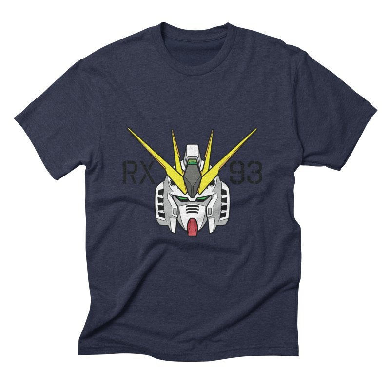 RX-93 Men's Triblend T-Shirt by GundamUK's Store!