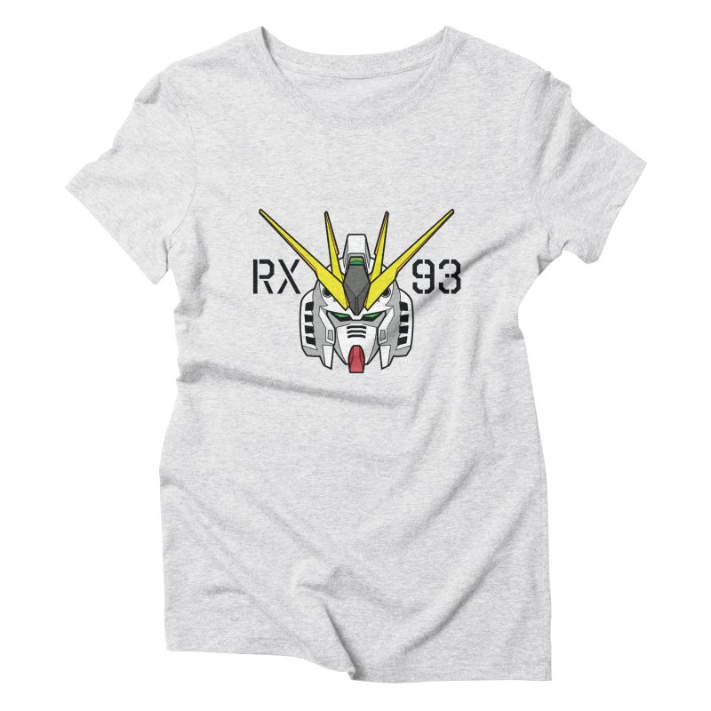 RX-93 Women's T-Shirt by GundamUK's Store!