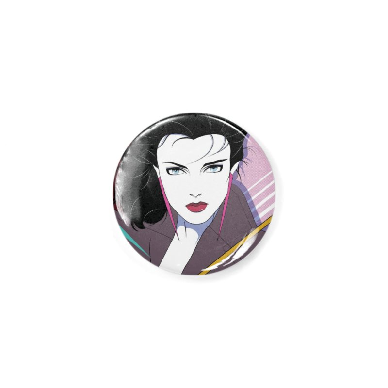 Her Name Is Rio Accessories Button by Ryan Ahrens' Artist Shop