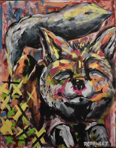 Animal-Paintings