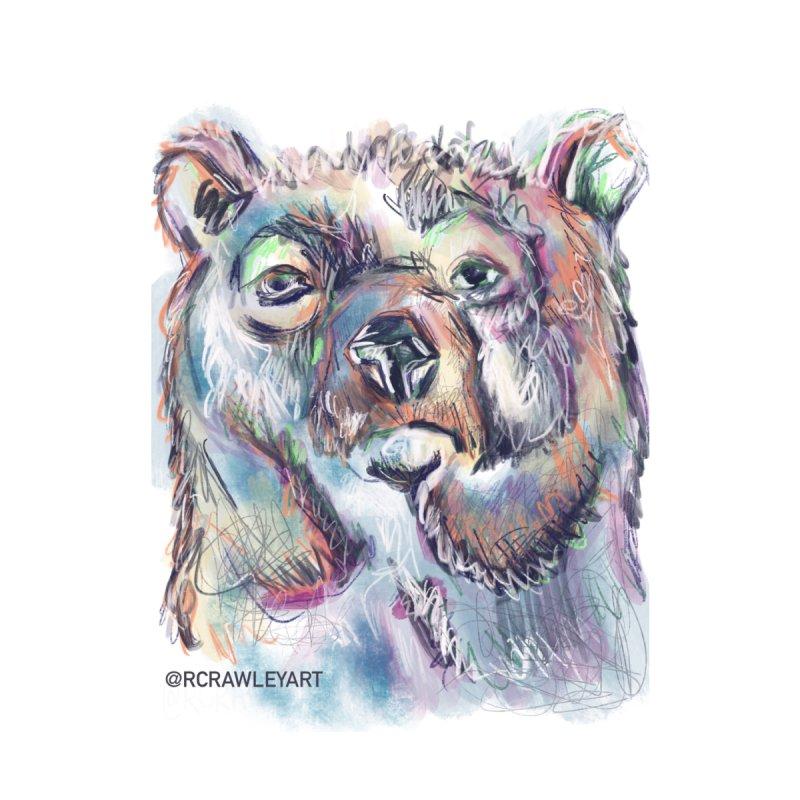 Bear II (digital) by Rcrawley Art - Shop