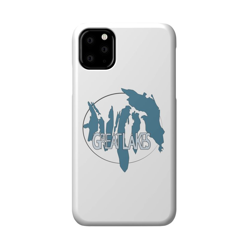 H.O.M.E.S. (Great Lakes) Accessories Phone Case by Rcrawley Art - Shop