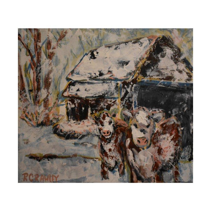 Barn Cows by Rcrawley Art - Shop