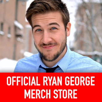 Super Easy, Barely An Inconvenience! - Ryan George Logo