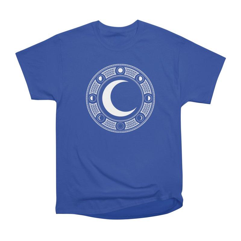 Crescent Moon Emblem Women's T-Shirt by RyanJackAllred