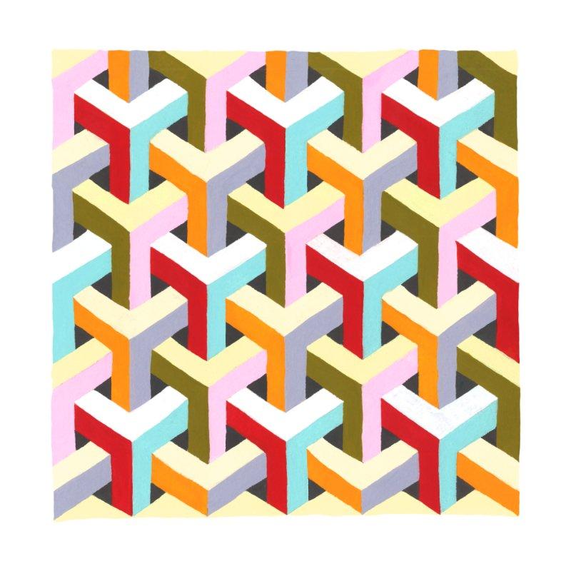 Tumbling Blocks by Ryan Scheidt's Shop
