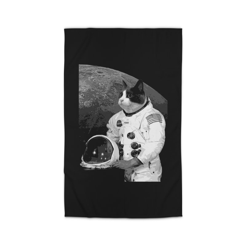 ASTROCAT Home Rug by Art of Ryan Winchell