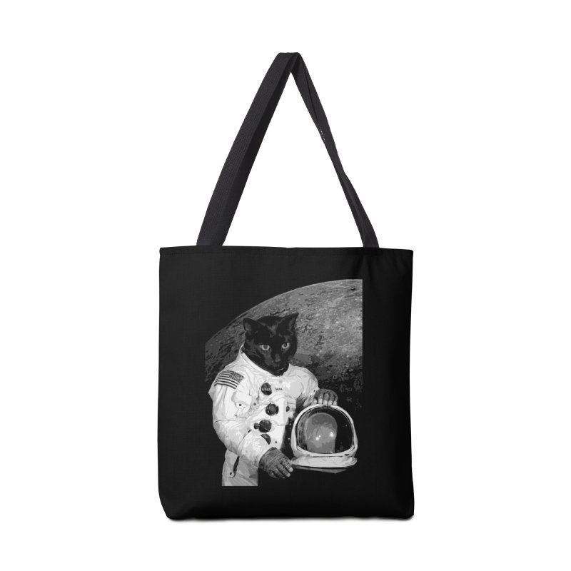 Astro Cat 2 Accessories Bag by Art of Ryan Winchell