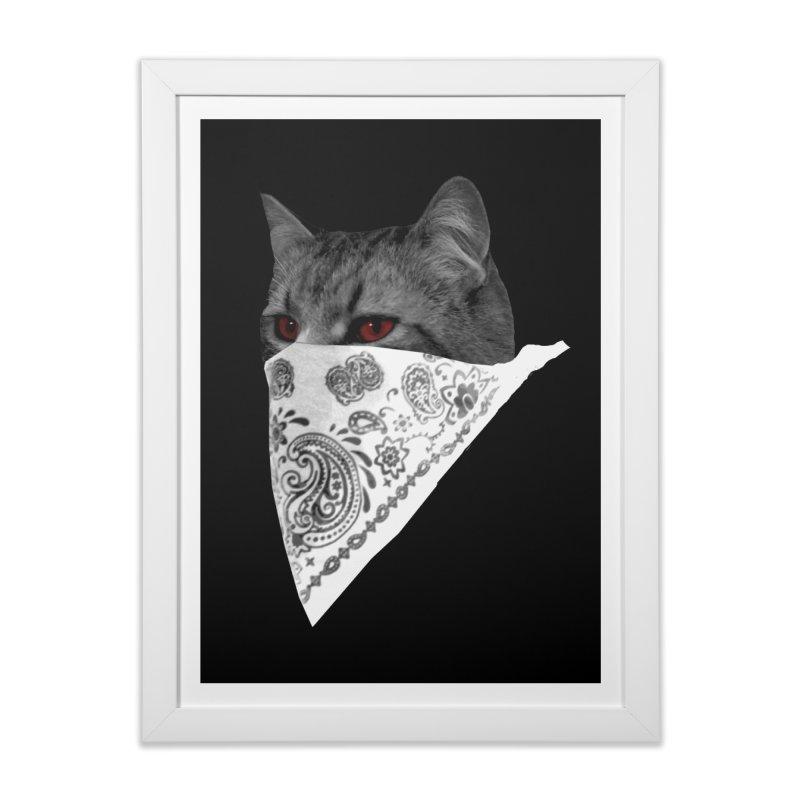 CREAM 3 Home Framed Fine Art Print by Art of Ryan Winchell